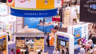 Sweets & Snacks Expo 2018 show floor