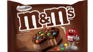 M&M'S Chocolate Cookie Sandwich
