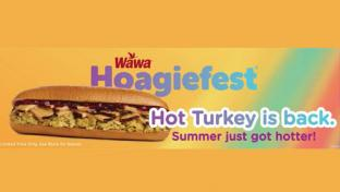 Hoagiefest Hot Turkey limited-time promo
