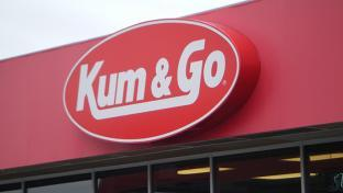 Kum & Go operates more than 400 stores in 11 states.