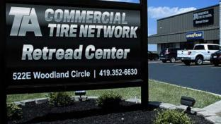 TA Commercial Tire Network Retread Center