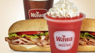 Wawa menu items