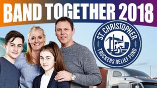 TA Band Together campaign for SCF