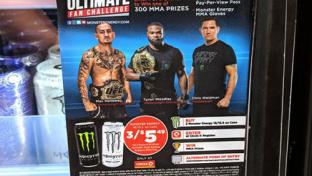 UFC sweeps at Circle K