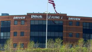 Pilot Flying J headquarters in Knoxville