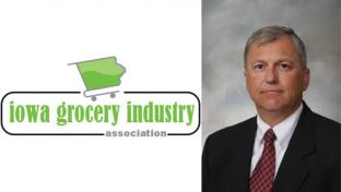 Dana Sump, senior category manager, Casey's General Stores Inc., becomes chairman of the Iowa Grocery Industry Association's board of directors.