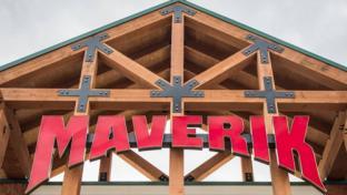 A Maverik convenience store
