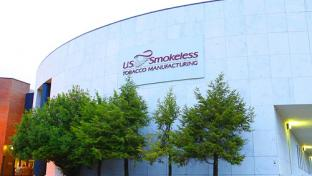 US Smokeless Tobacco Co. manufacturing plant in Nashville