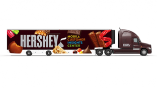 The Hershey Mobile Customer Insights Center