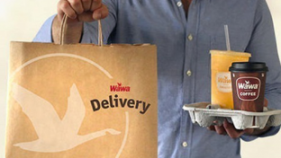 Grubhub delivery of Wawa