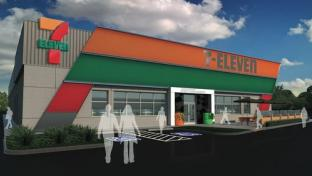 7-Eleven store at Texas Motor Speedway