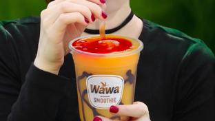 Wawa secret Halloween beverages