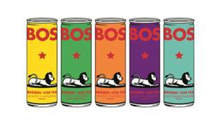 BOS Organic Rooibos Iced Tea