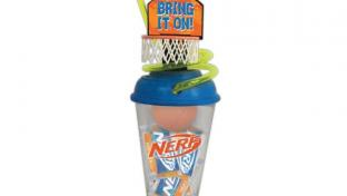 CandyRific NERF Basketball Sipper Cup