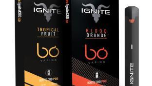 BO X Ignite CBD BO Caps