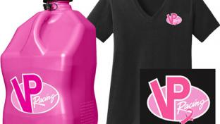 VP Racing Fuels supports Breast Cancer Awareness