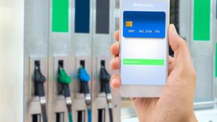 mobile pay at the pump