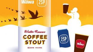 2SP + Wawa Winter Reserve Stout