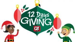 QuikTrip 12 Days of Giving