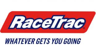 RaceTrac logo Whatever Gets You Going