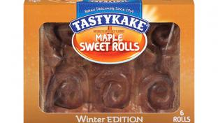 Tastykake Maple Sweet Rolls