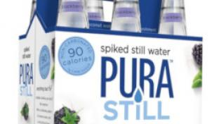 Pura Still Spiked Water