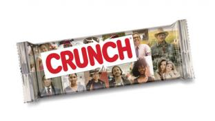 CRUNCH Mosiac bar