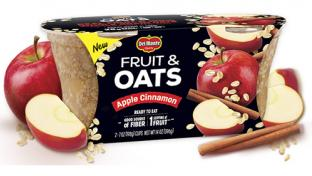 Del Monte Fruit & Oats Apple Cinnamon