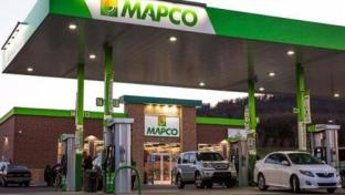 MAPCO forecourt & exterior