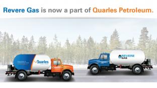 Quarles Petroleum Inc. closed out 2018 by closing on its acquisition of Revere Gas