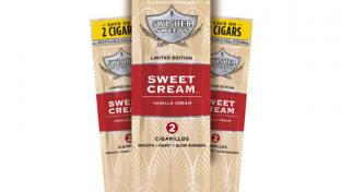Swisher Sweets Limited Edition Sweet Cream