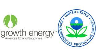 Growth Energy & EPA logos