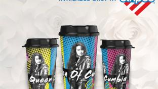 Stripes Selena commemorative cups 2019