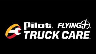 Pilot Flying J Truck Care logo