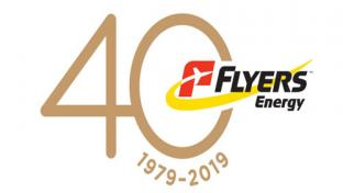 Flyers Energy 40th anniversary