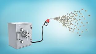 Fuel pump payment security
