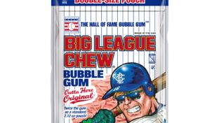 Big League Chew Double-Size Pouch