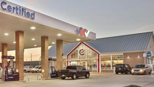 Certified Oil convenience store and gas station