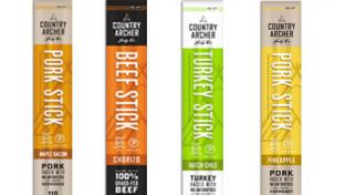 Country Archer New Meat Stick Flavors