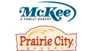 McKee Bakery & Prairie Bakery logos