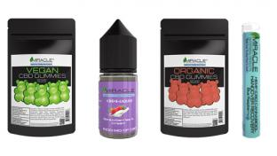 Miracle Nutritional Products CBD Line