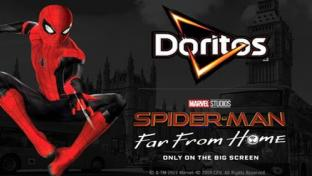 Doritos & Spider-Man: Far From Home Global Promotion