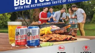 Tecate's Carne Asada and Summer BBQ promotion
