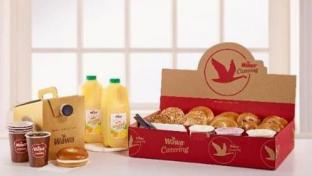 Wawa's catering package
