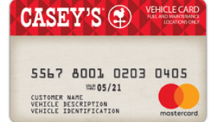 Casey's Mastercard