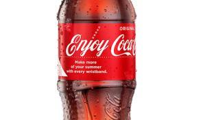 Coca-Cola's summer campaign