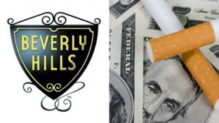 Beverly Hills ban on tobacco sales
