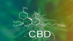 CBD molecules