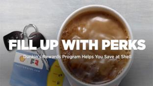 DD Perks Fuel Rewards promo