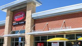 exterior Sprint Food Stores